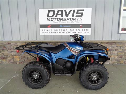 2019 Yamaha Kodiak 700 EPS SE in Delano, Minnesota - Photo 1