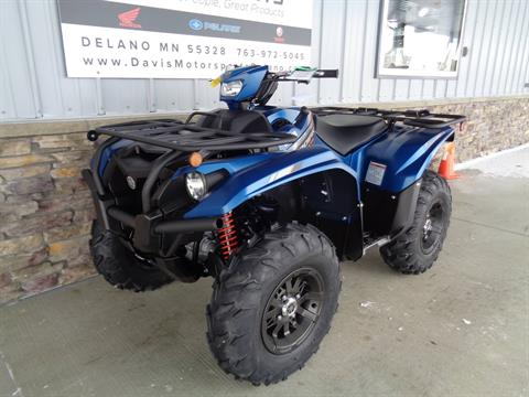 2019 Yamaha Kodiak 700 EPS SE in Delano, Minnesota - Photo 4