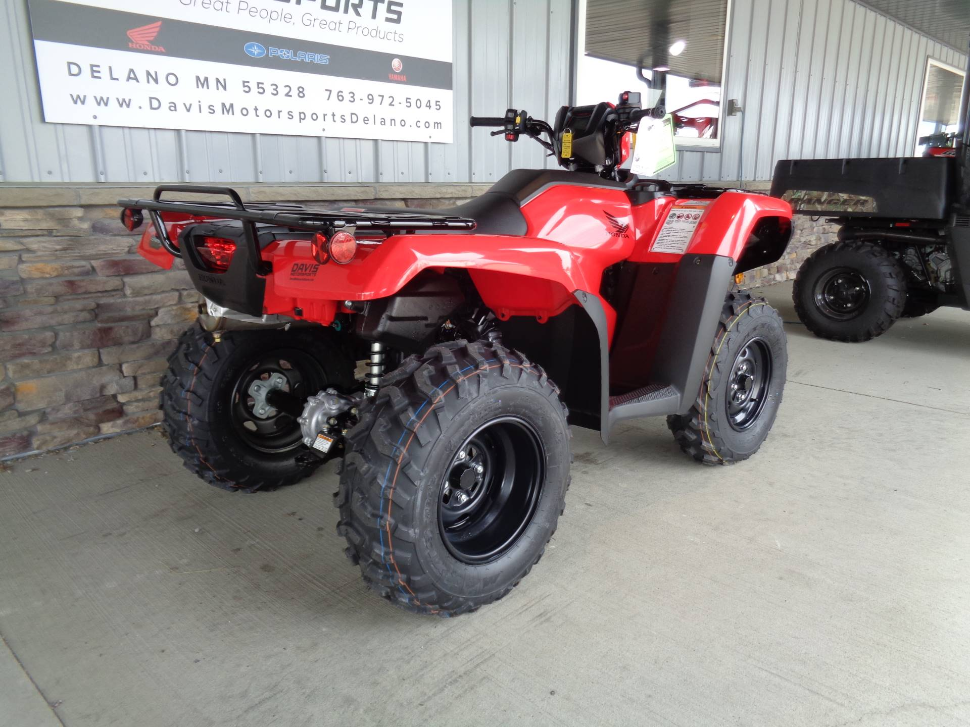 2020 Honda FourTrax Foreman 4x4 ES EPS in Delano, Minnesota - Photo 5