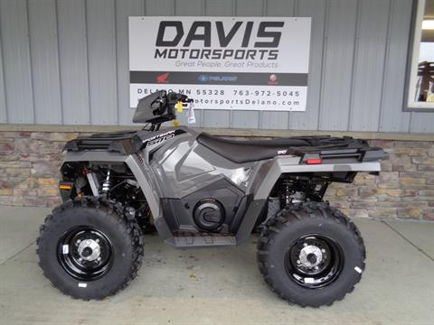 2020 Polaris Sportsman 570 EPS in Delano, Minnesota - Photo 2