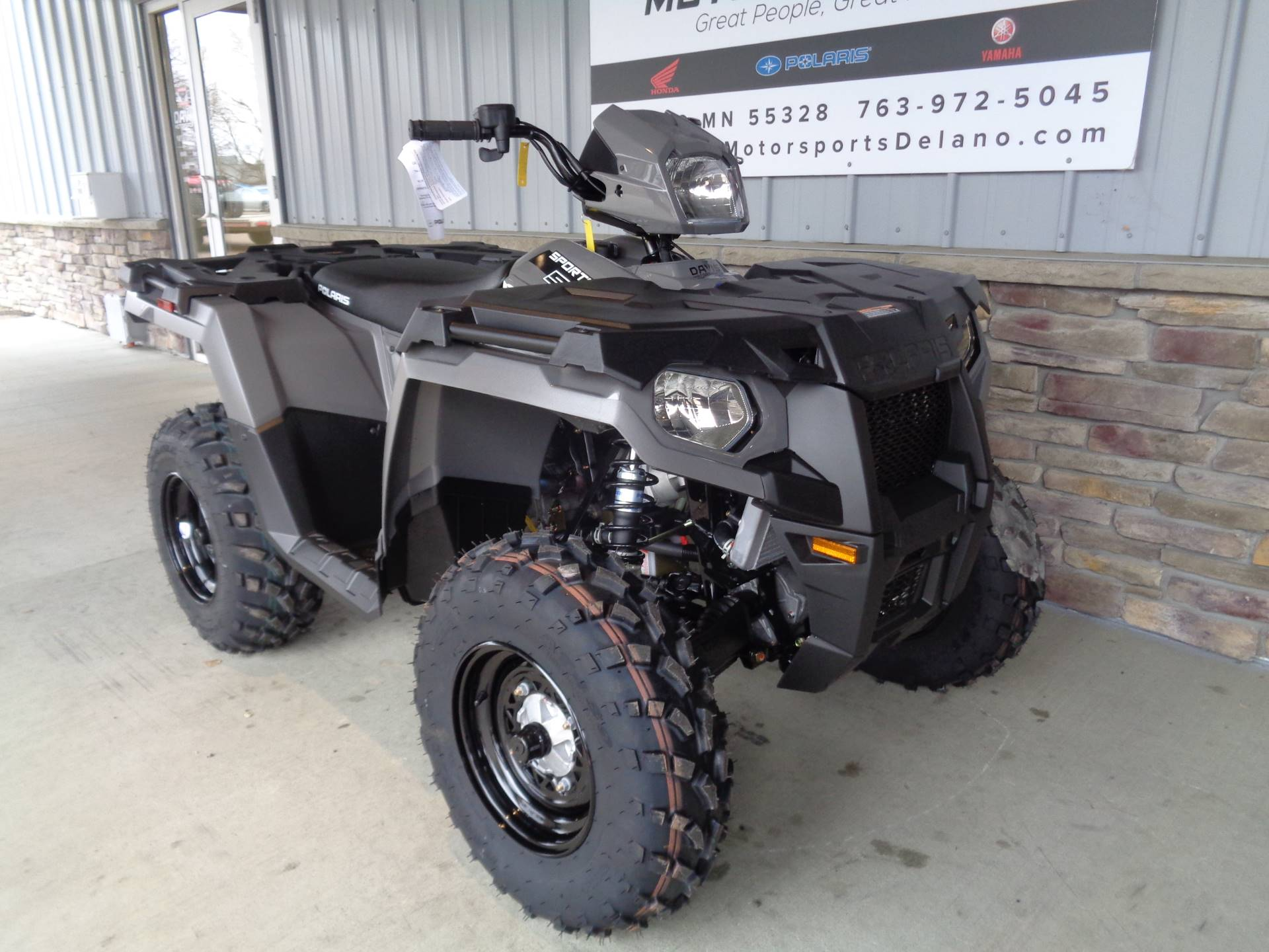 2020 Polaris Sportsman 570 EPS in Delano, Minnesota - Photo 3