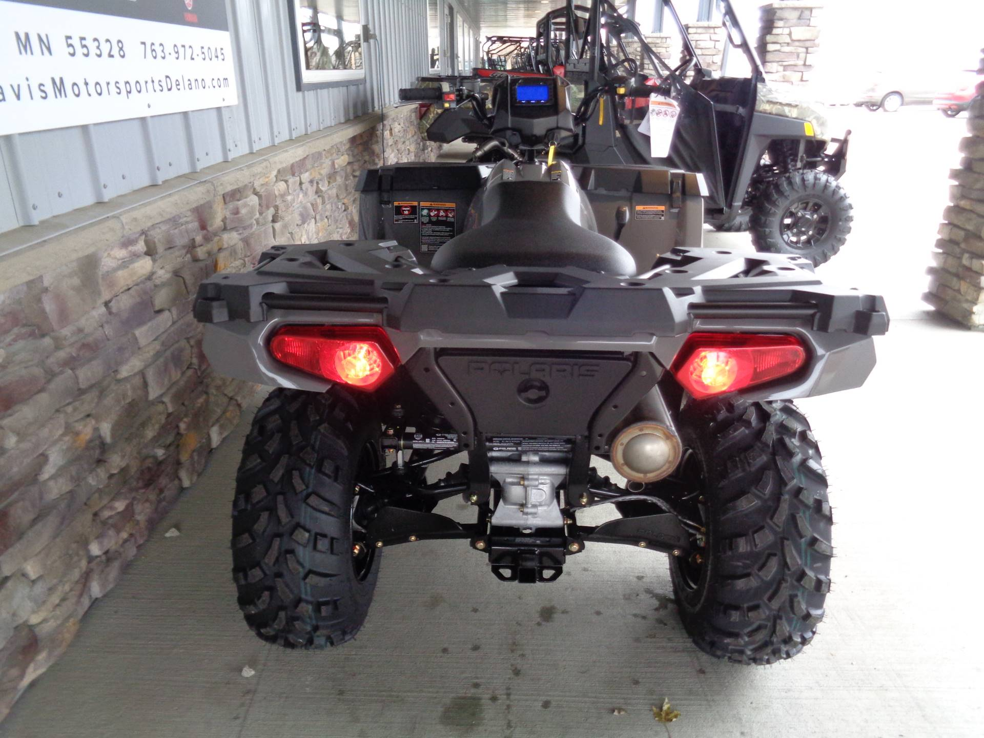 2020 Polaris Sportsman 570 EPS in Delano, Minnesota - Photo 9