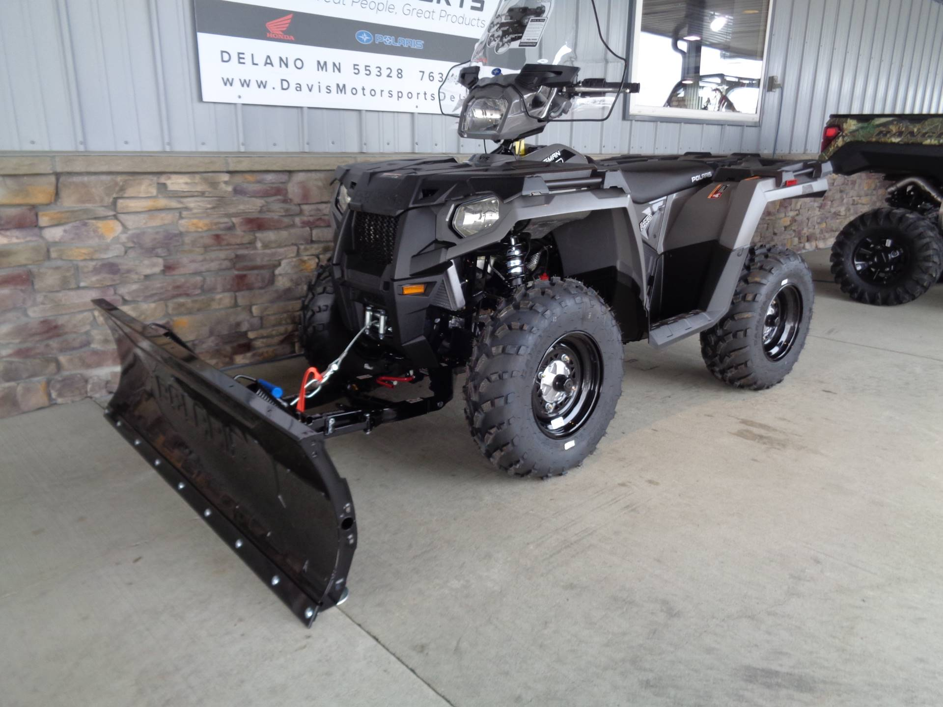 2020 Polaris Sportsman 570 EPS in Delano, Minnesota - Photo 4