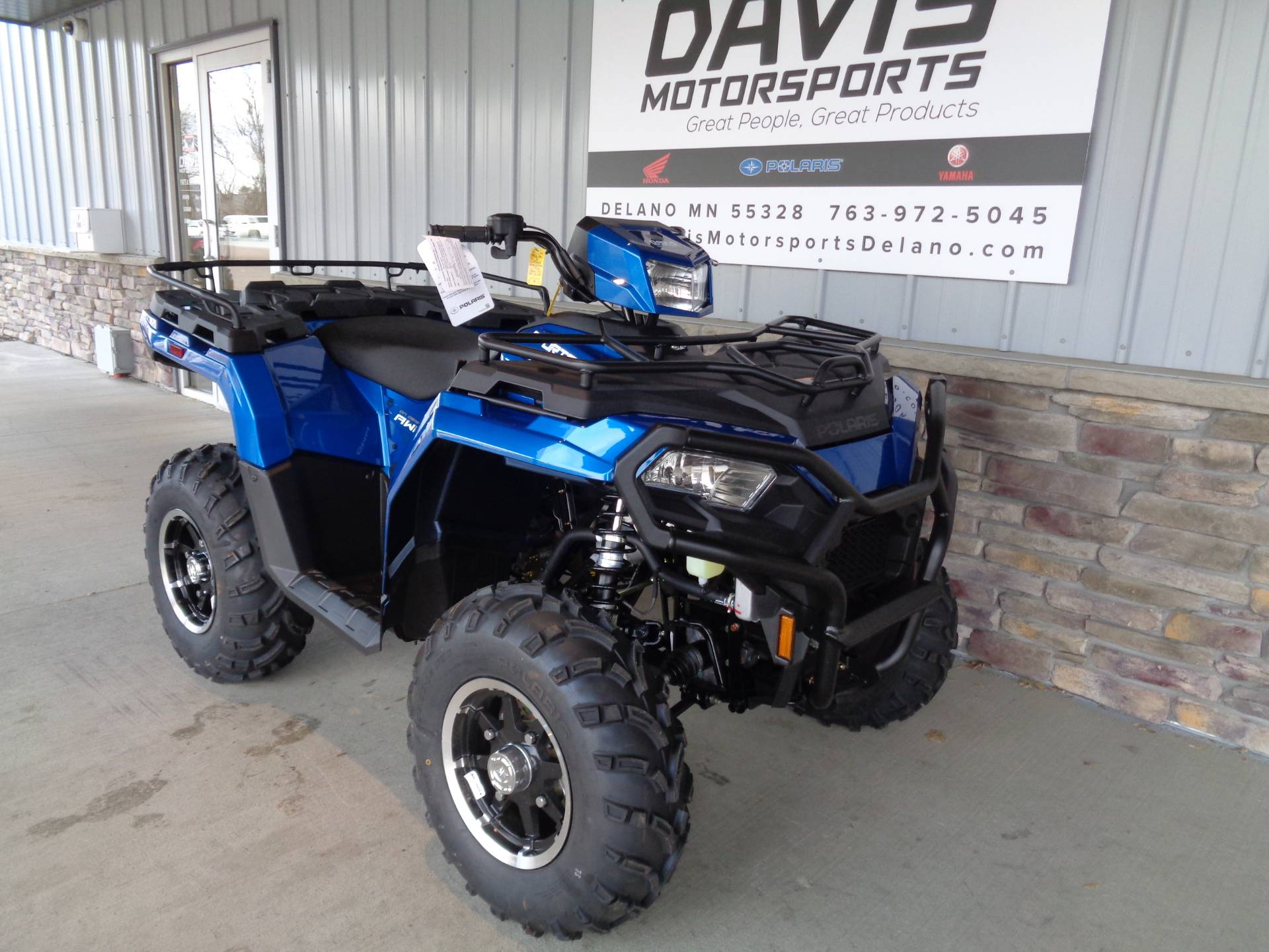 2021 Polaris Sportsman 570 Premium in Delano, Minnesota - Photo 3