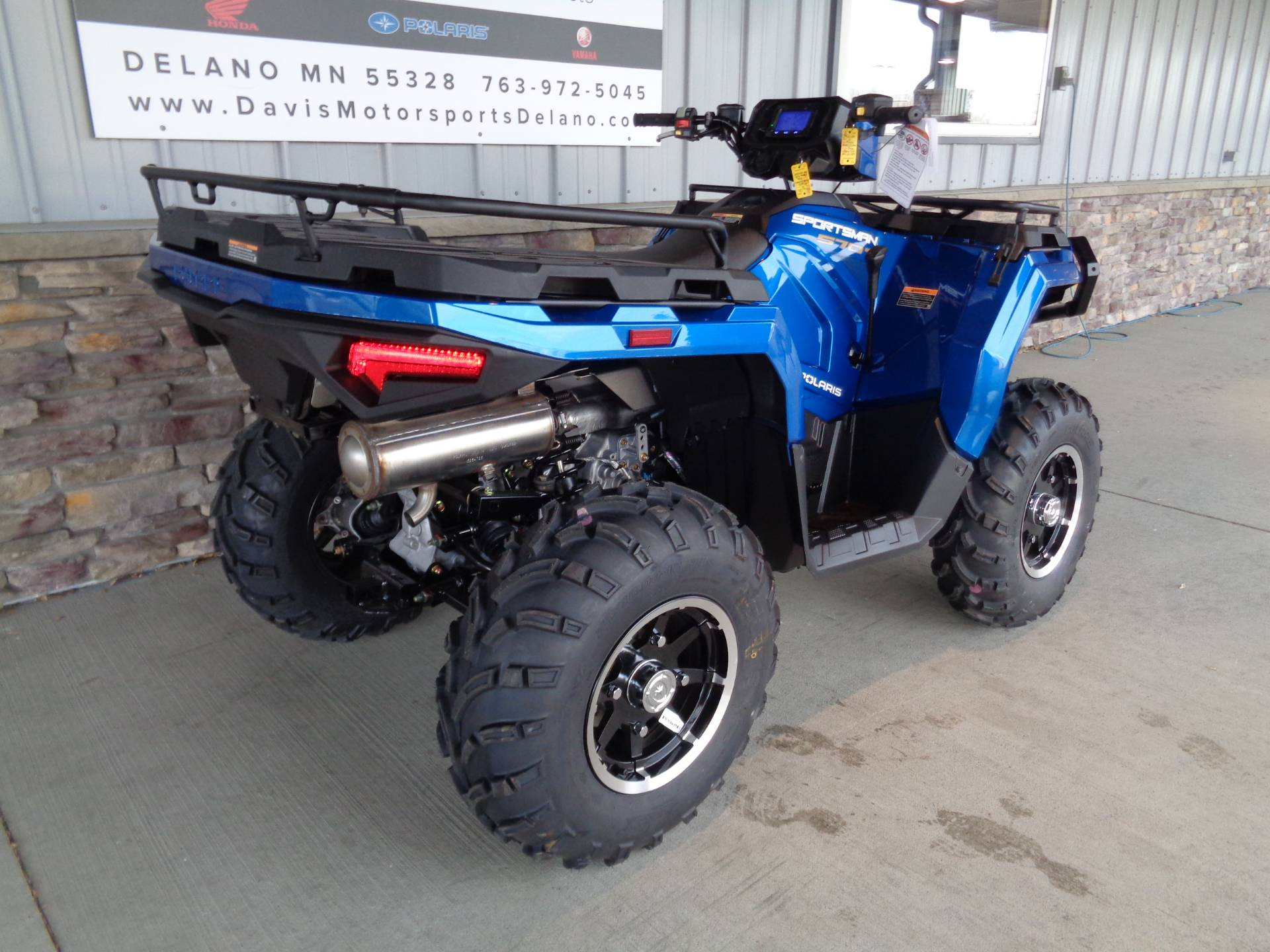 2021 Polaris Sportsman 570 Premium in Delano, Minnesota - Photo 5