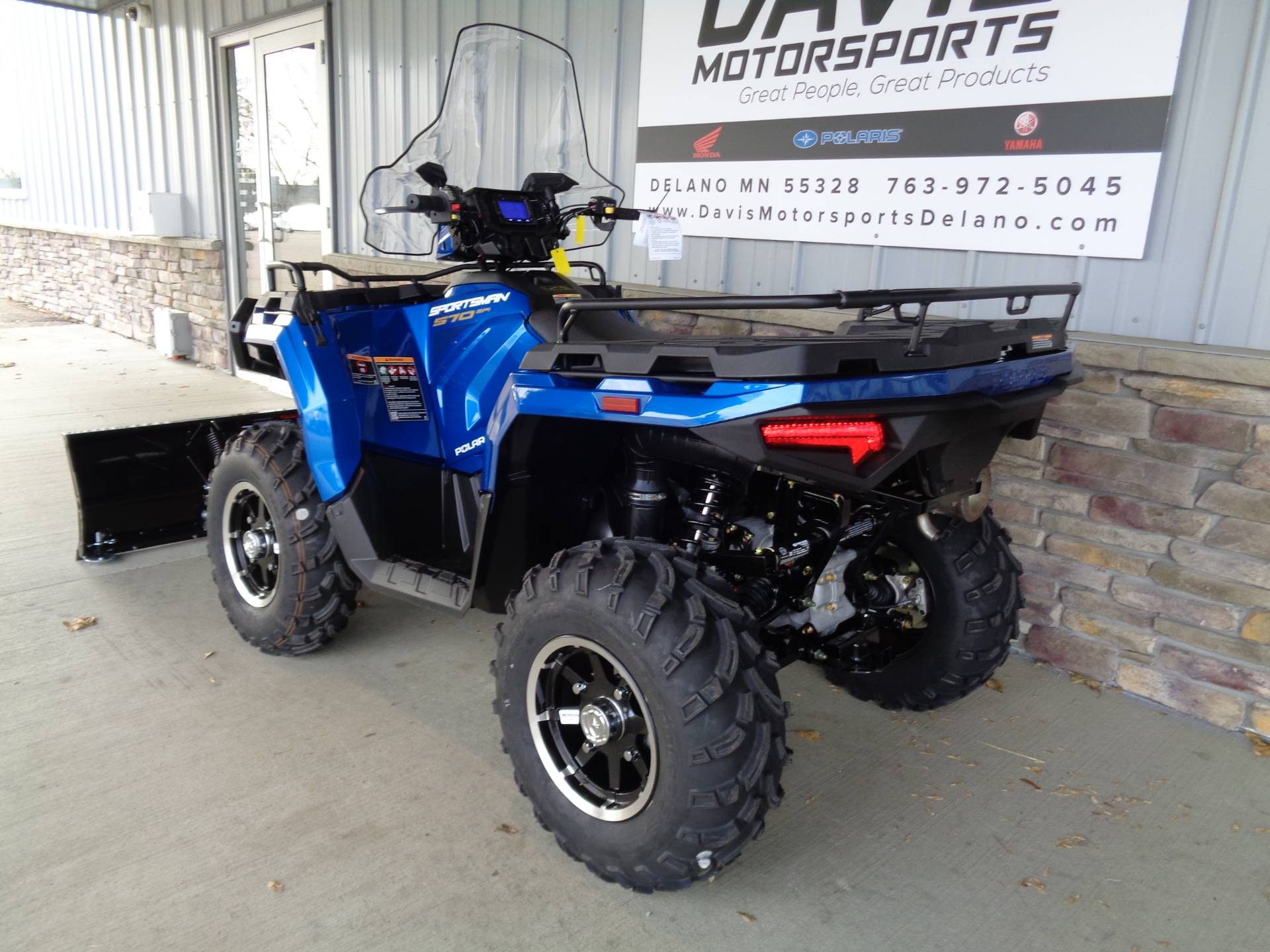 2021 Polaris Sportsman 570 Premium in Delano, Minnesota - Photo 6