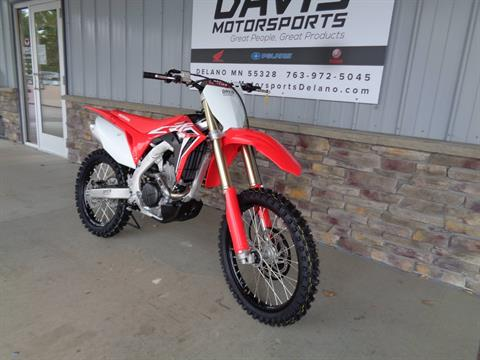2021 Honda CRF250R in Delano, Minnesota - Photo 3
