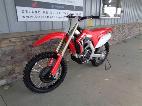 2021 Honda CRF250R in Delano, Minnesota - Photo 4
