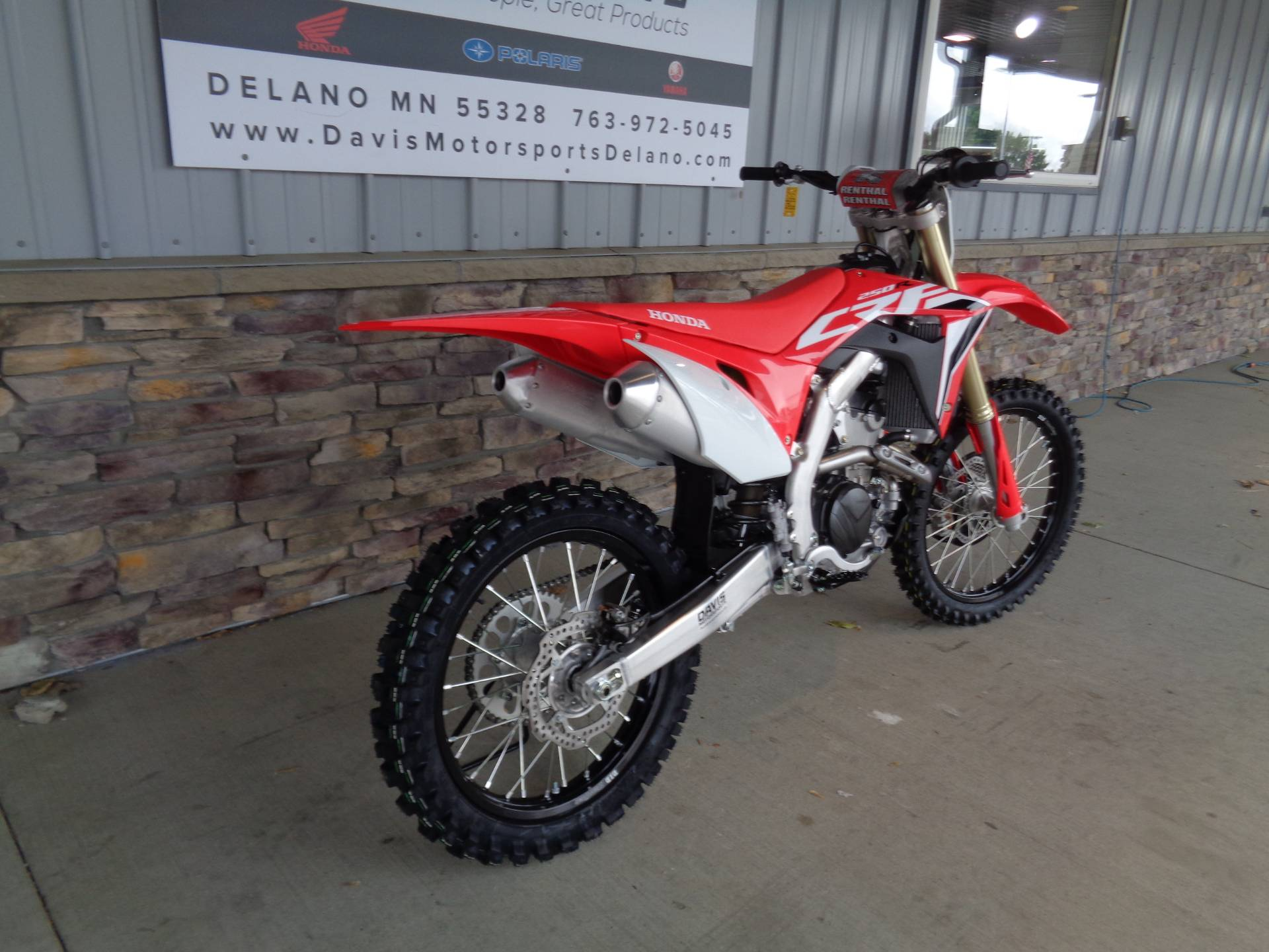 2021 Honda CRF250R in Delano, Minnesota - Photo 5