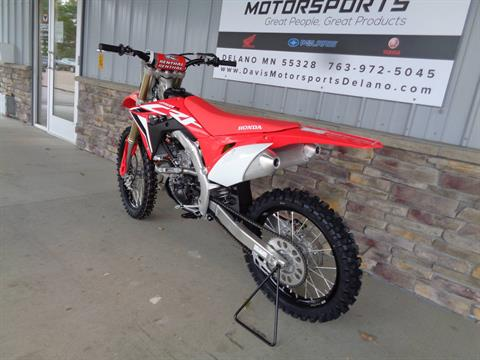 2021 Honda CRF250R in Delano, Minnesota - Photo 6