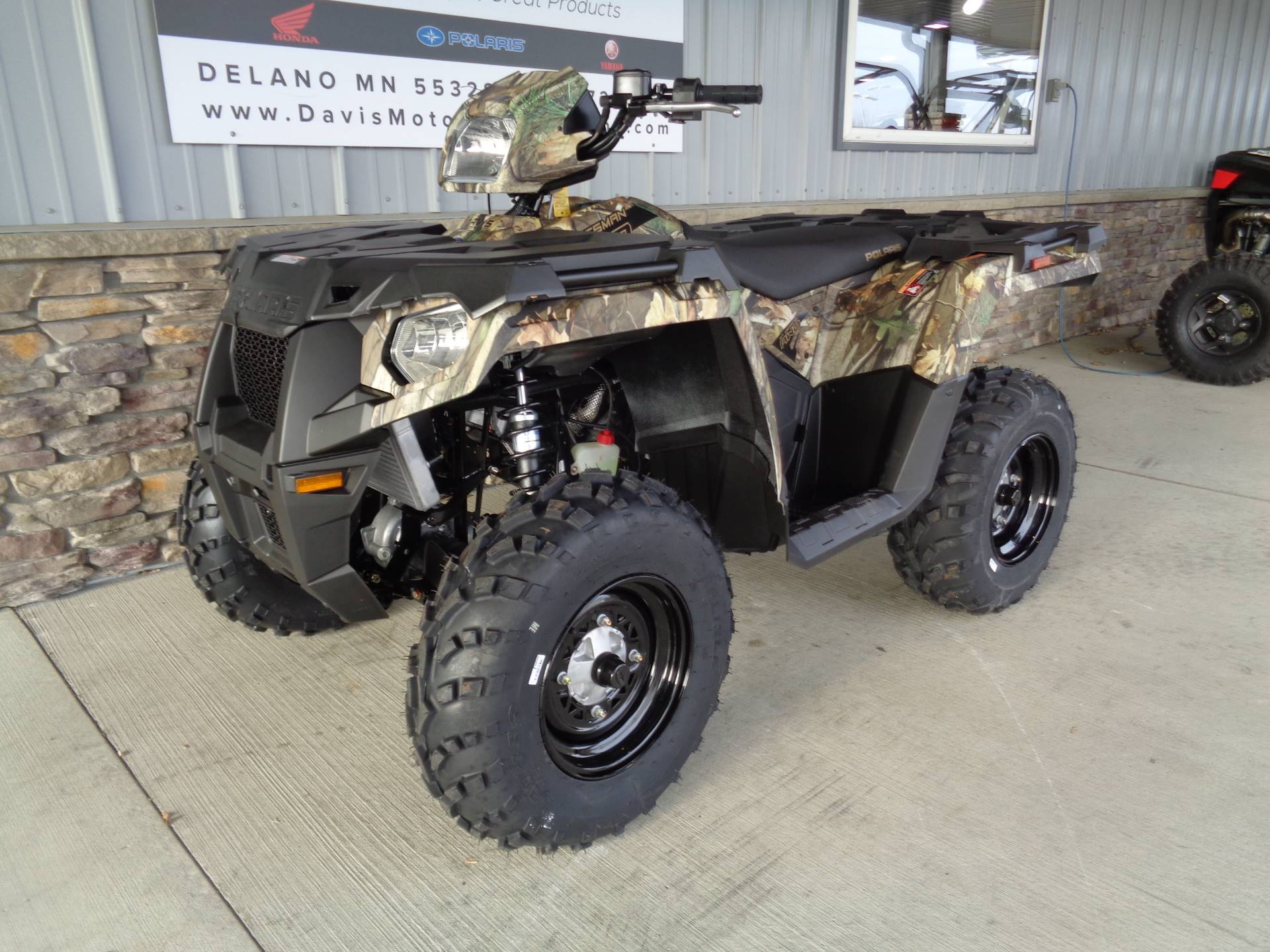 2019 Polaris Sportsman 570 EPS Camo in Delano, Minnesota - Photo 4