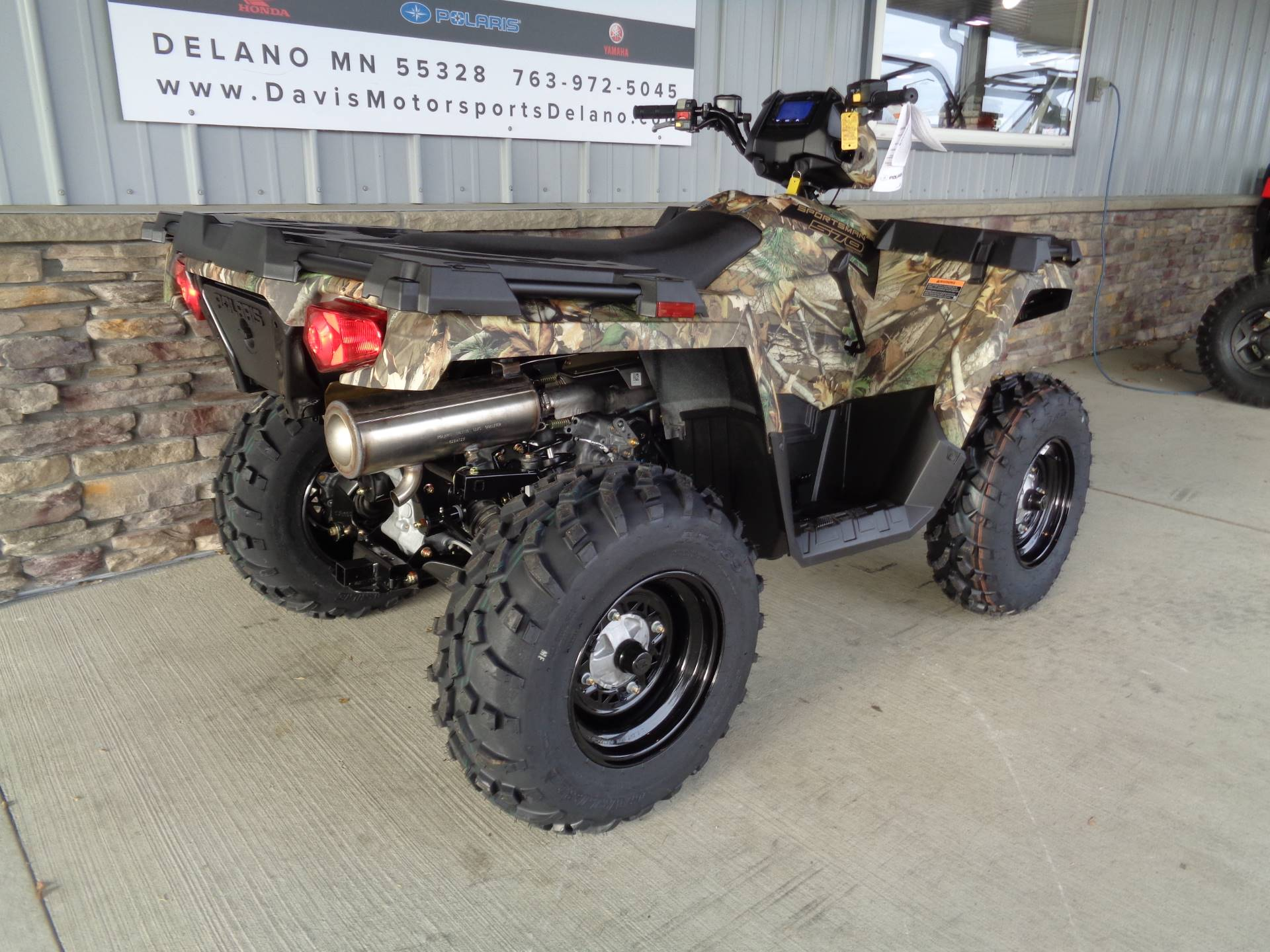 2019 Polaris Sportsman 570 EPS Camo in Delano, Minnesota - Photo 5