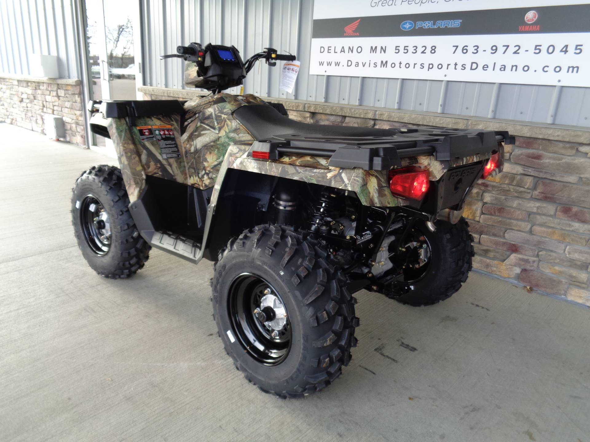 2019 Polaris Sportsman 570 EPS Camo in Delano, Minnesota - Photo 6