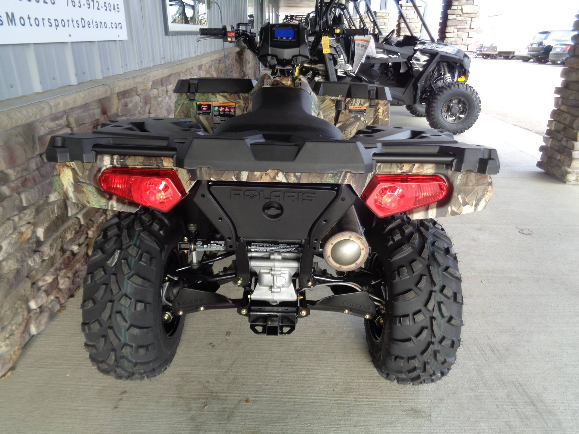 2019 Polaris Sportsman 570 EPS Camo in Delano, Minnesota - Photo 9