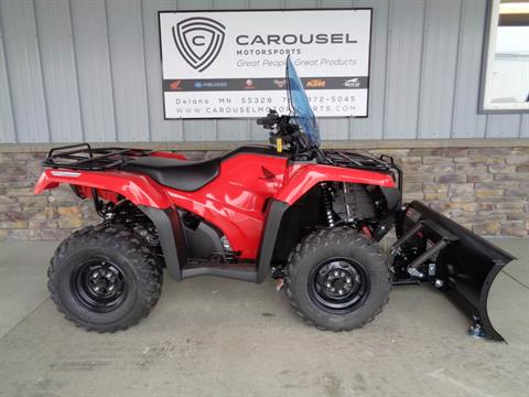 2017 Honda FourTrax Rancher 4x4 DCT IRS in Delano, Minnesota
