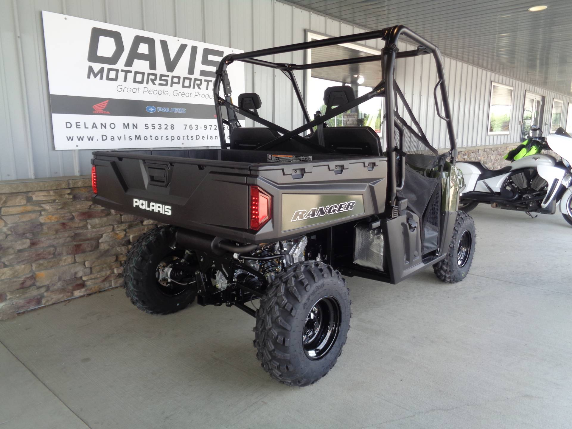 2021 Polaris Ranger 570 Full-Size in Delano, Minnesota - Photo 5