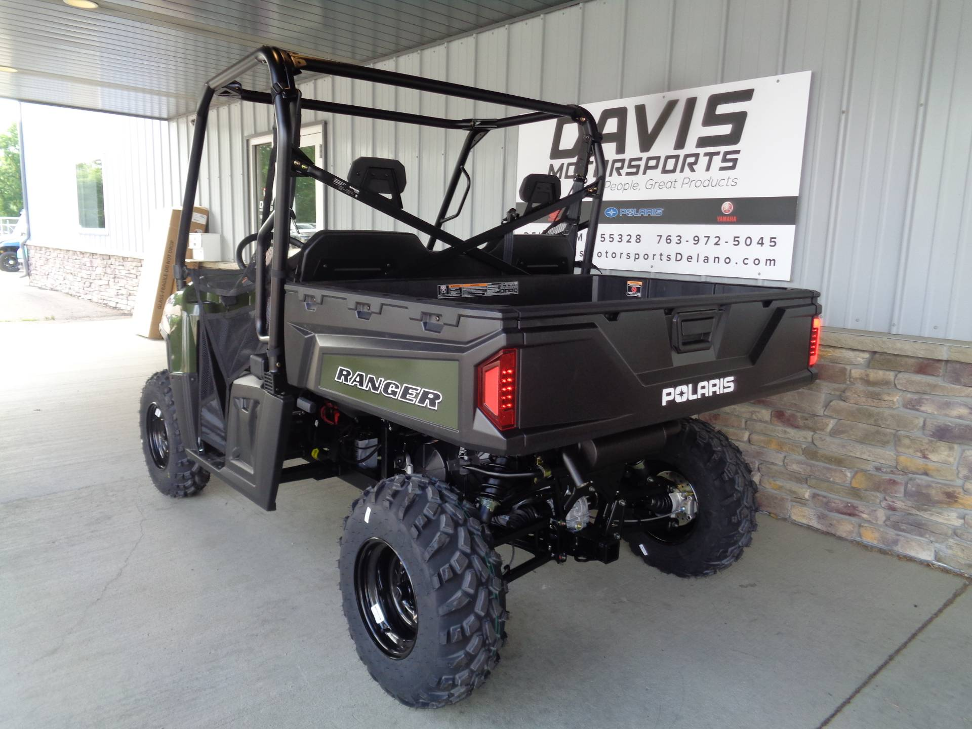2021 Polaris Ranger 570 Full-Size in Delano, Minnesota - Photo 6