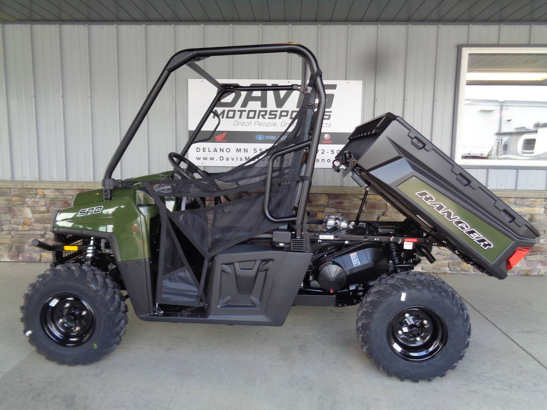 2021 Polaris Ranger 570 Full-Size in Delano, Minnesota - Photo 7