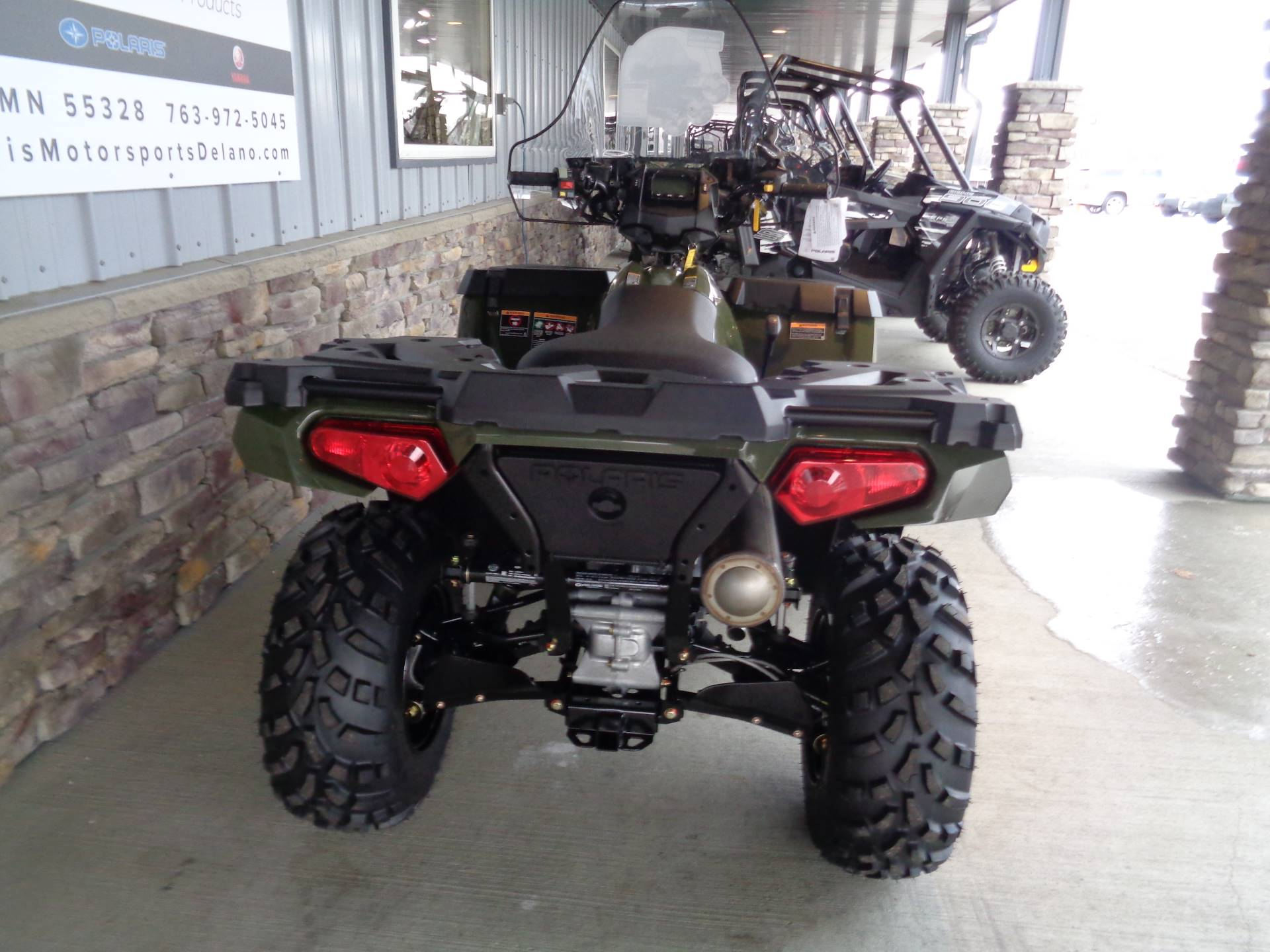 2019 Polaris Sportsman 570 EPS in Delano, Minnesota