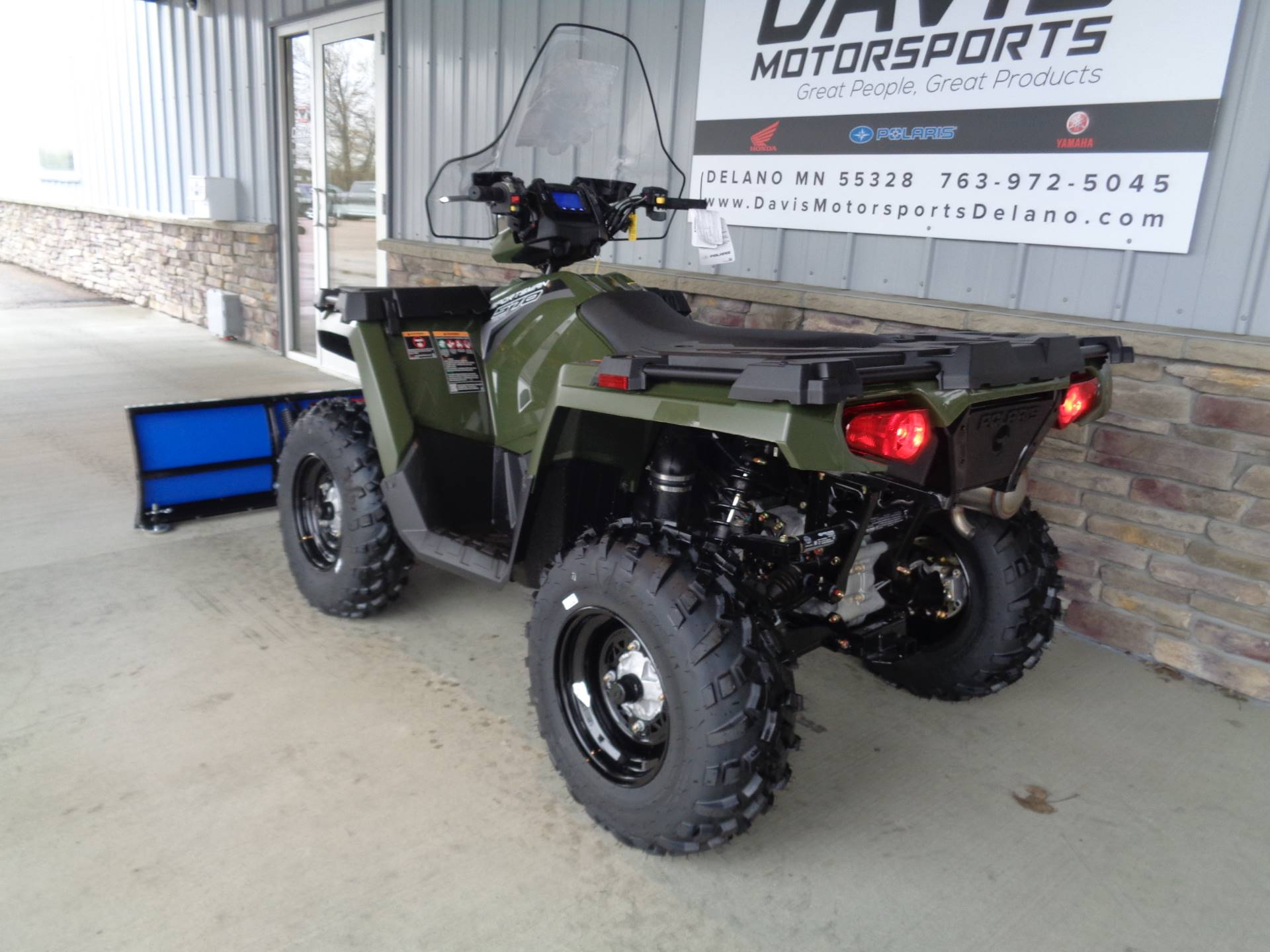 2019 Polaris Sportsman 570 EPS in Delano, Minnesota - Photo 6