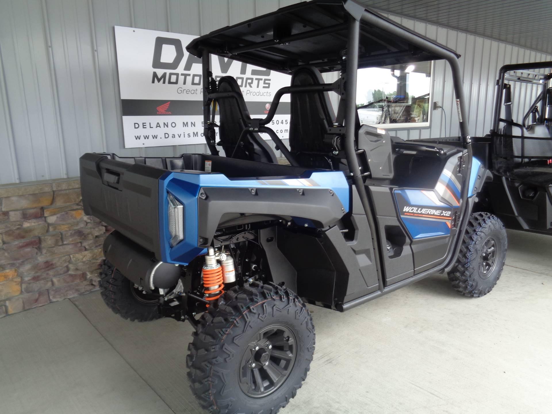 2019 Yamaha Wolverine X2 R Spec Se In Delano Minnesota