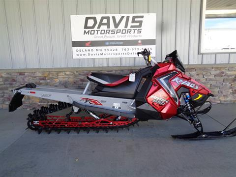 2021 Polaris 850 RMK KHAOS 155 3 in. Factory Choice in Delano, Minnesota - Photo 1