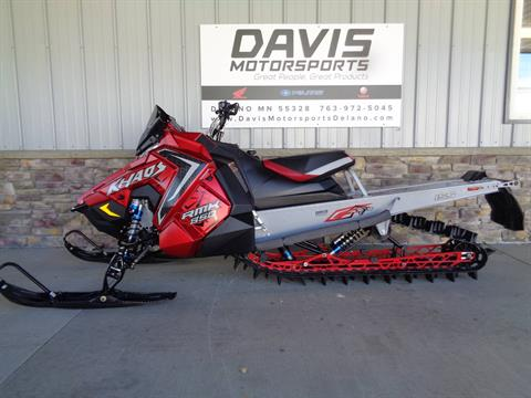 2021 Polaris 850 RMK KHAOS 155 3 in. Factory Choice in Delano, Minnesota - Photo 2