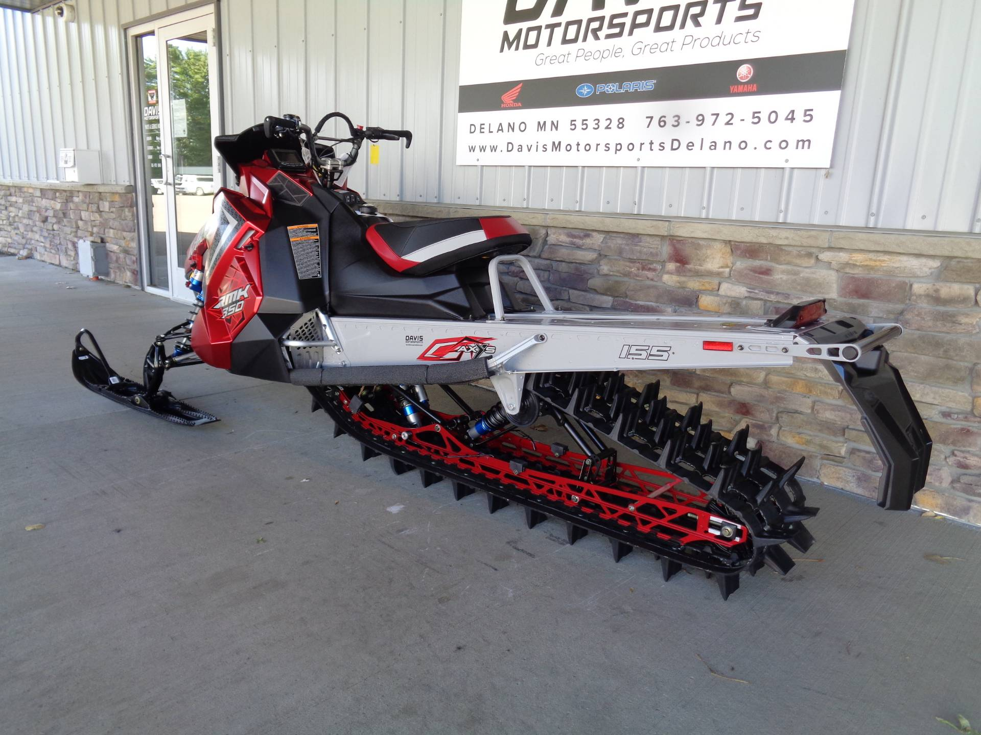 2021 Polaris 850 RMK KHAOS 155 3 in. Factory Choice in Delano, Minnesota - Photo 6