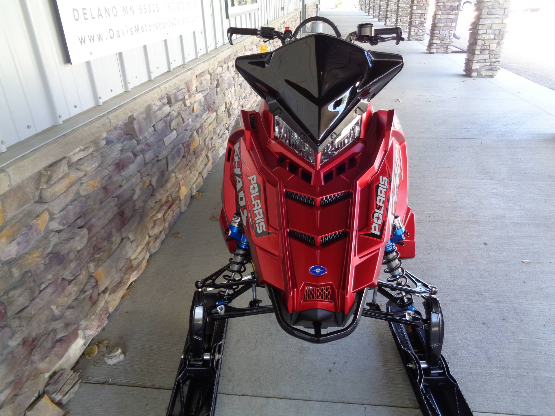 2021 Polaris 850 RMK KHAOS 155 3 in. Factory Choice in Delano, Minnesota - Photo 10
