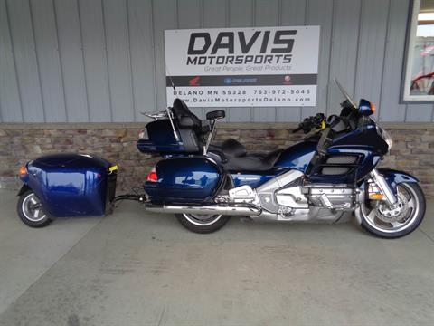2007 Honda Gold Wing® Audio / Comfort / Navi / ABS in Delano, Minnesota