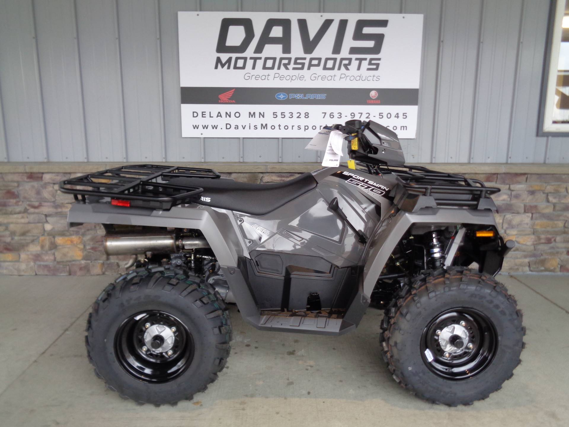 2020 Polaris Sportsman 570 Utility Package in Delano, Minnesota - Photo 1