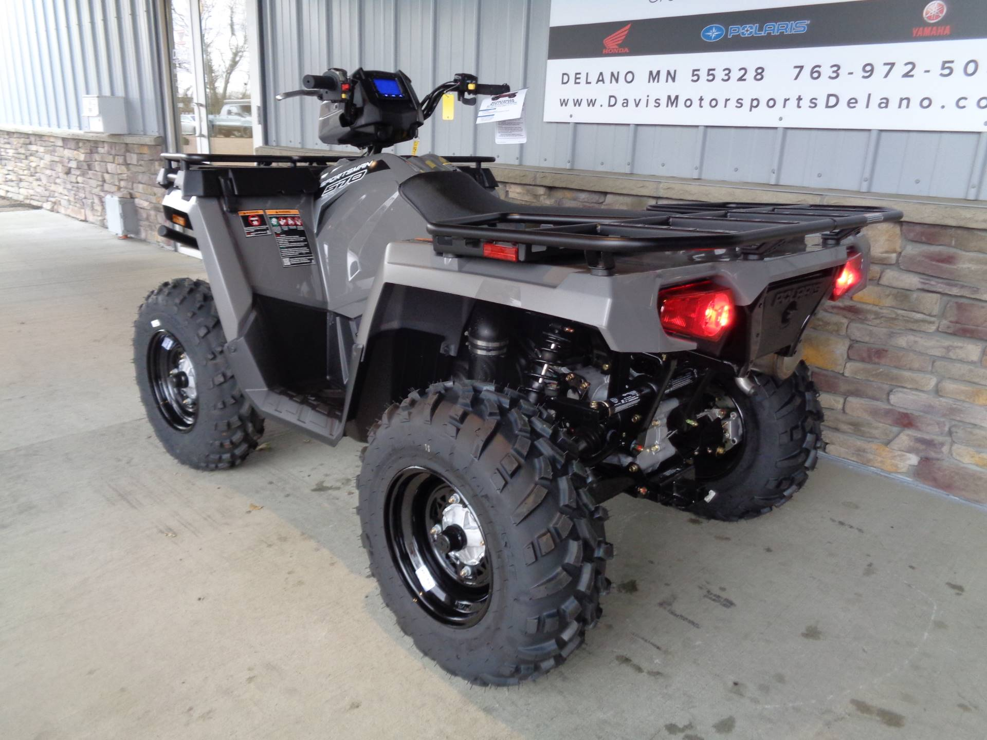 2020 Polaris Sportsman 570 Utility Package in Delano, Minnesota - Photo 6