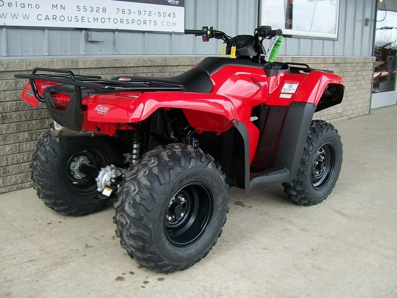 2016 Honda FourTrax Rancher ES in Delano, Minnesota