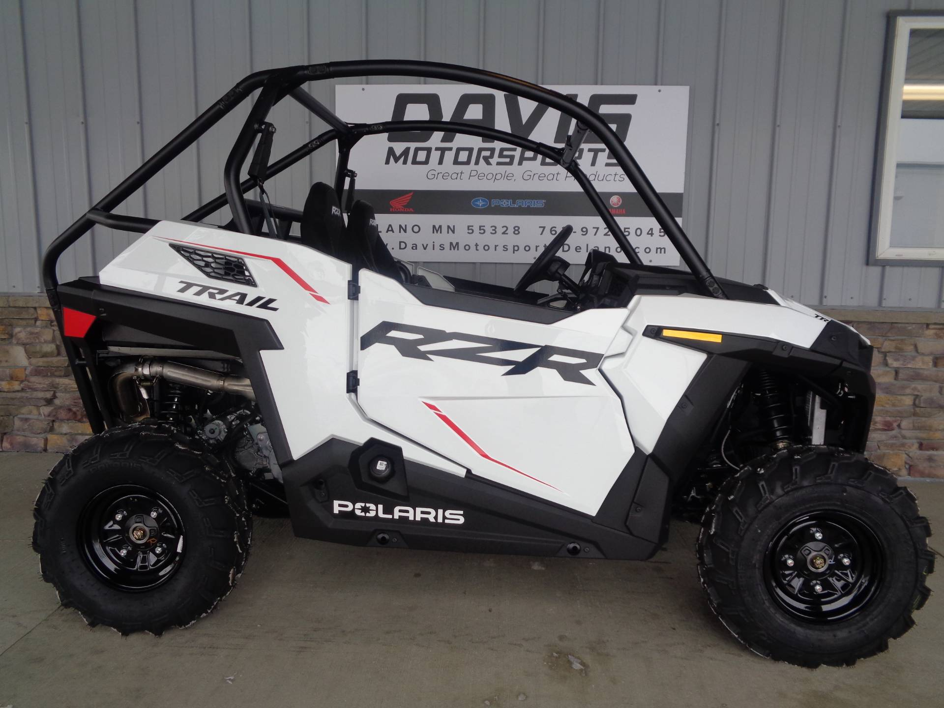 2021 Polaris RZR Trail Sport in Delano, Minnesota - Photo 1