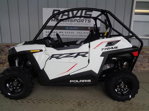 2021 Polaris RZR Trail Sport in Delano, Minnesota - Photo 2