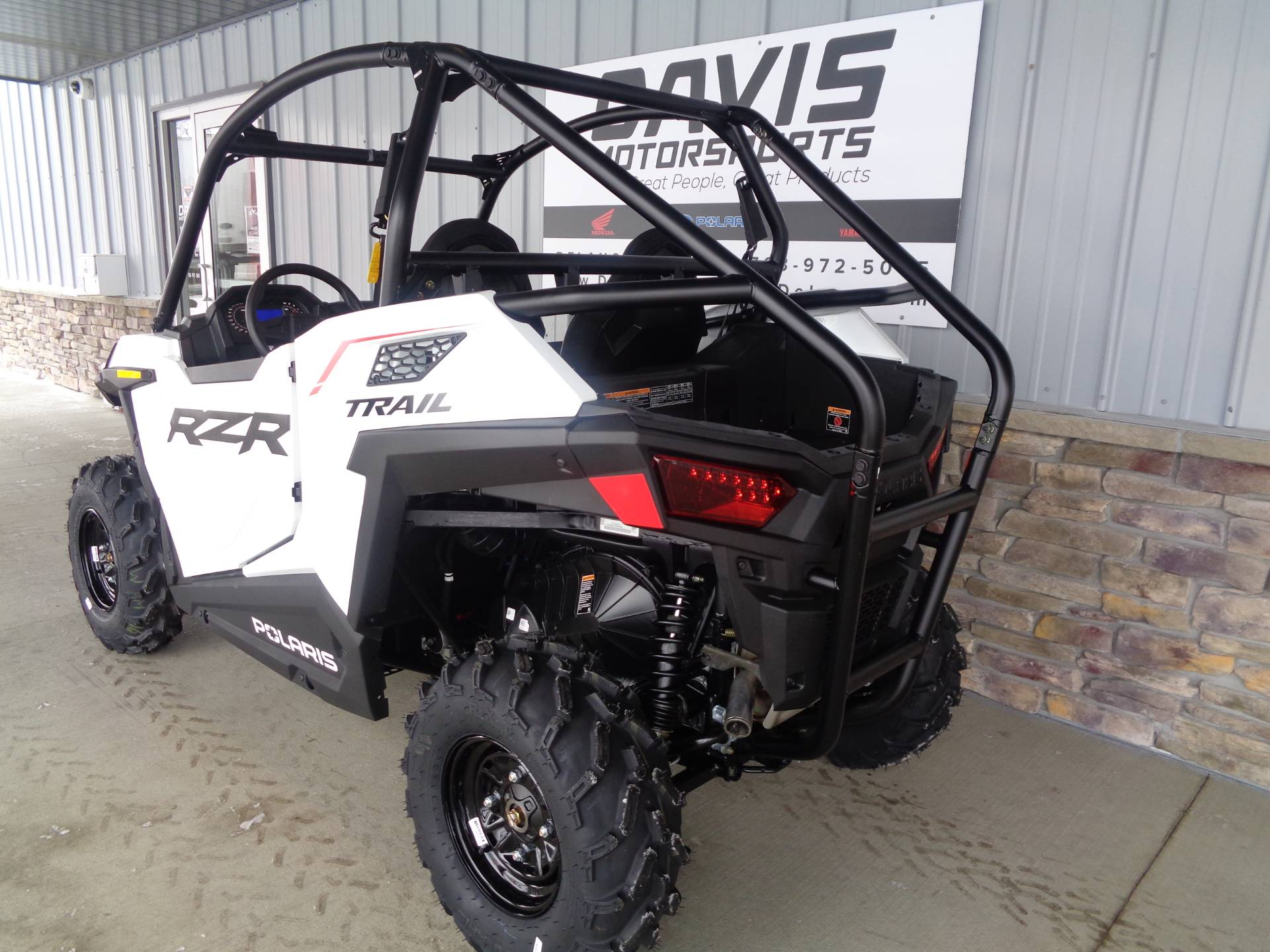 2021 Polaris RZR Trail Sport in Delano, Minnesota - Photo 6