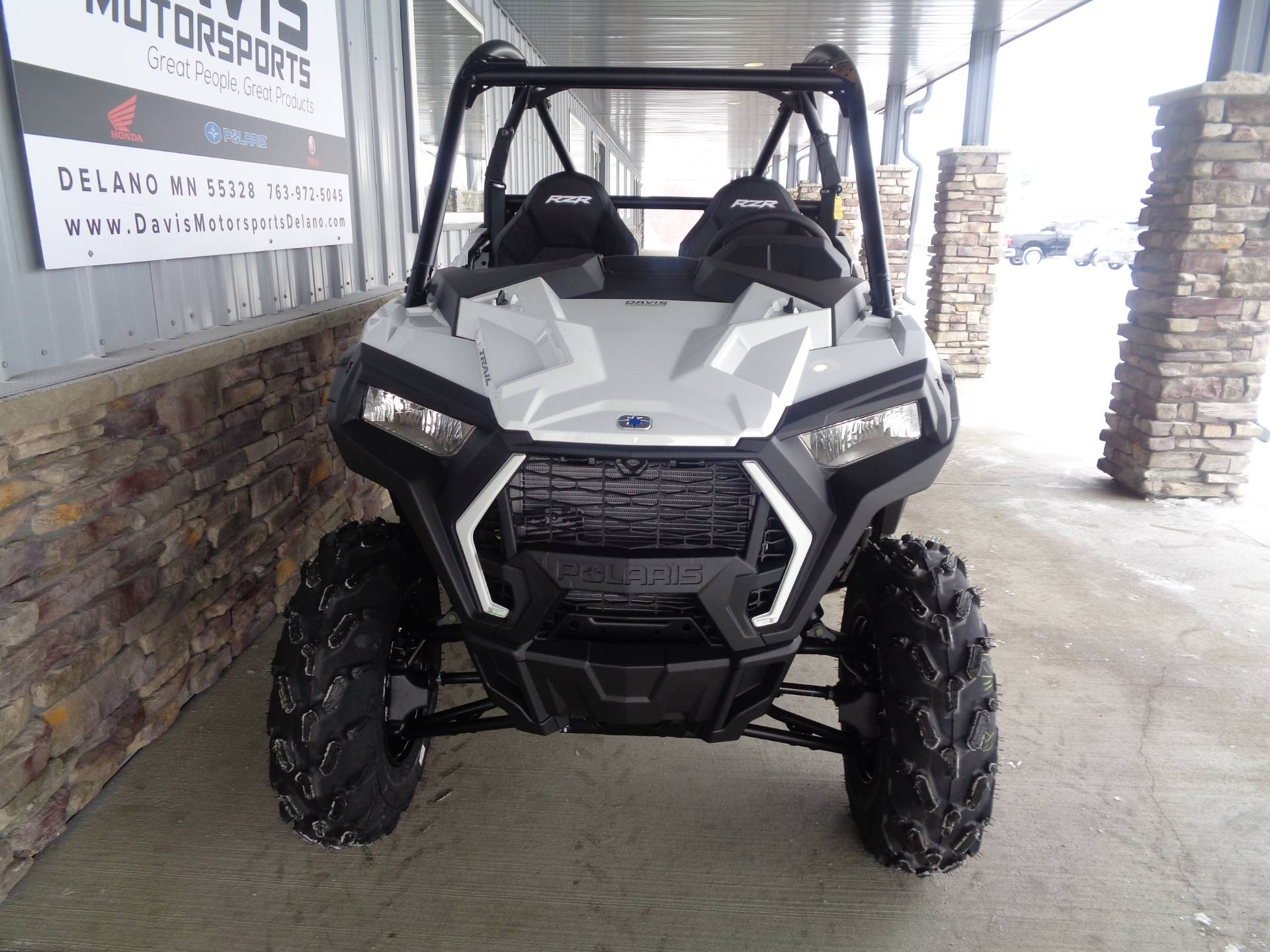 2021 Polaris RZR Trail Sport in Delano, Minnesota - Photo 10