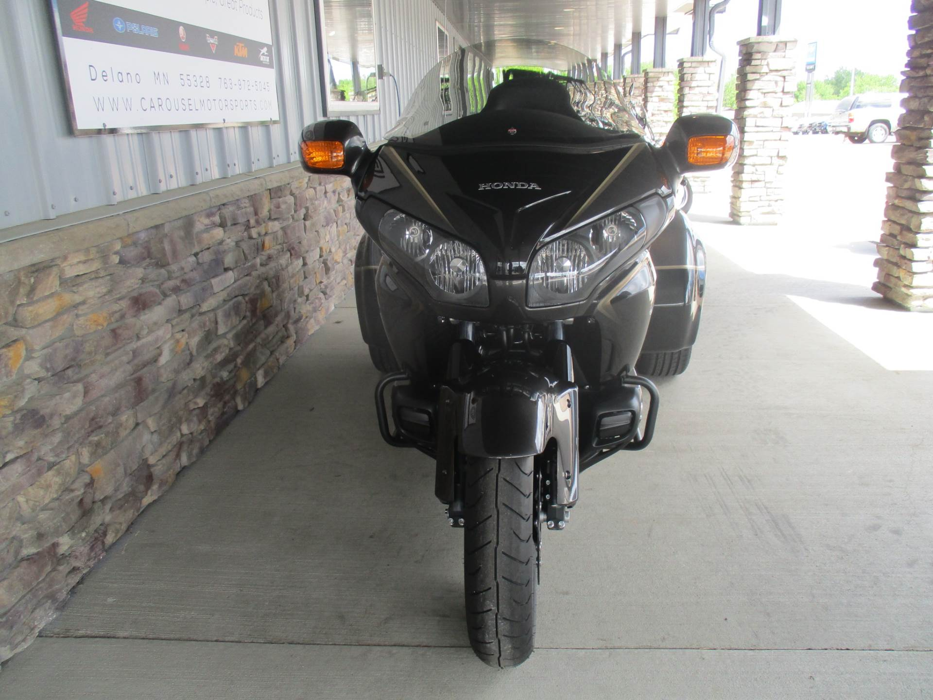 2016 Honda Gold Wing Navi XM in Delano, Minnesota