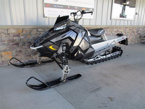 2017 Polaris 800 RMK Assault 155 ES in Delano, Minnesota
