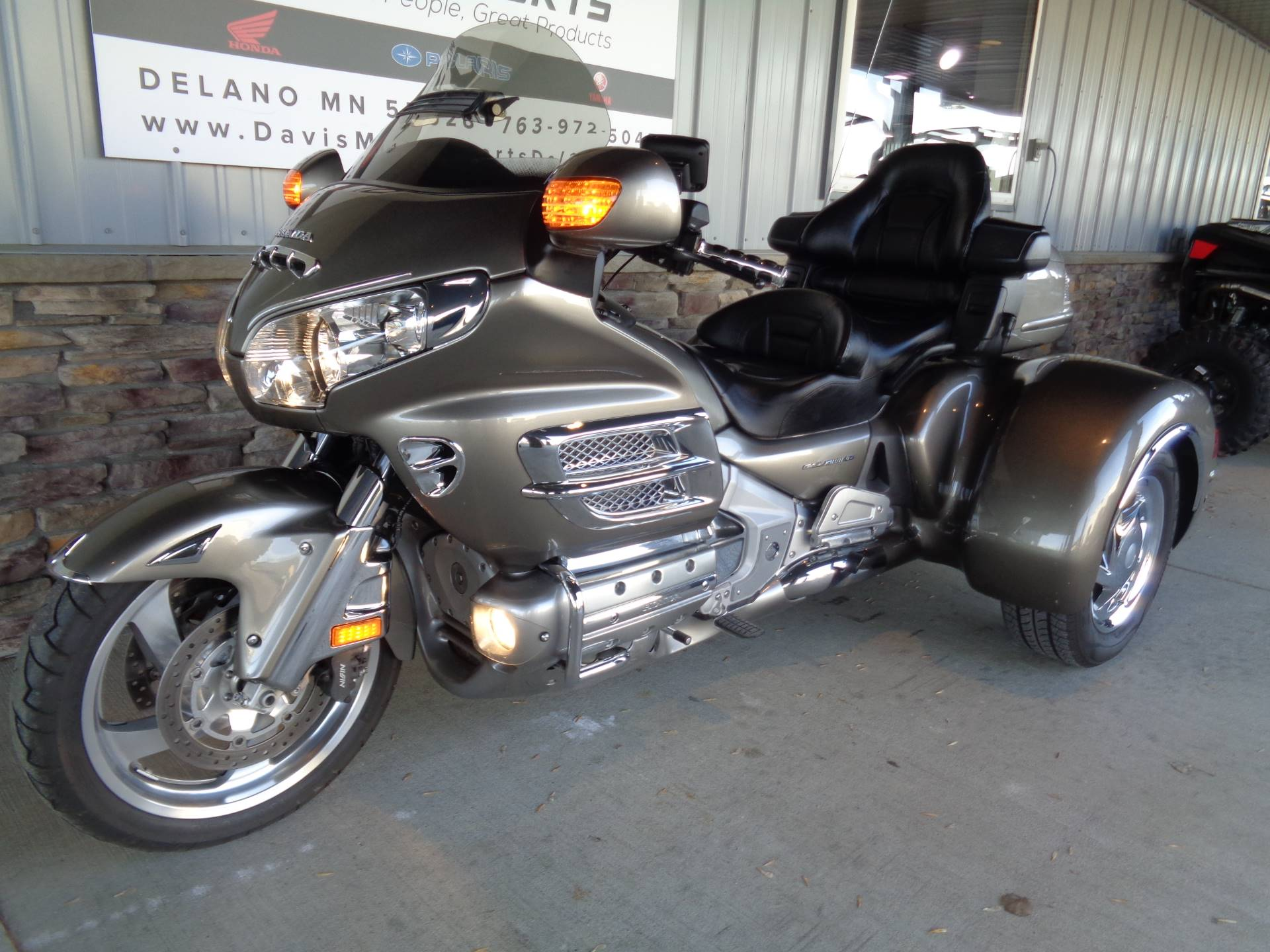 2008 Honda Gold Wing® Premium Audio in Delano, Minnesota