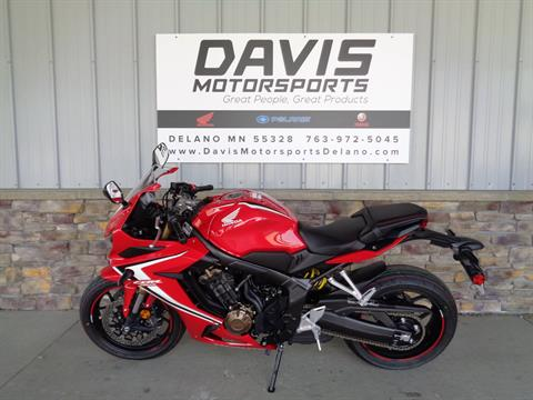 2019 Honda CBR650R in Delano, Minnesota - Photo 2