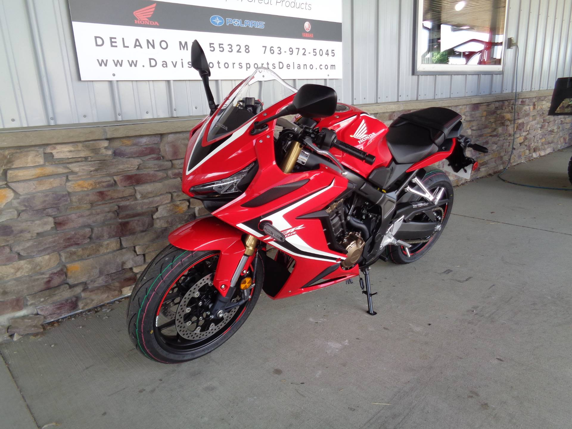 2019 Honda CBR650R in Delano, Minnesota - Photo 4