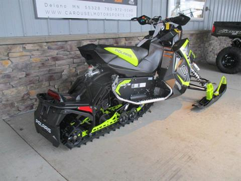 2018 Polaris 800 RUSH PRO-S SnowCheck Select in Delano, Minnesota