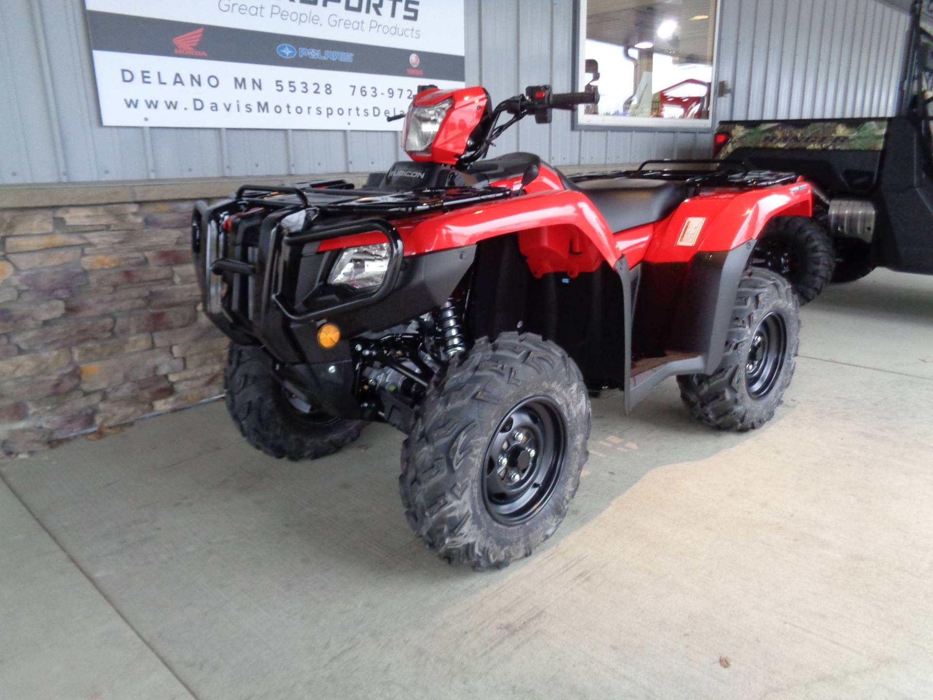 2020 Honda FourTrax Foreman Rubicon 4x4 Automatic DCT EPS in Delano, Minnesota - Photo 4