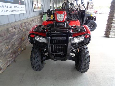 2020 Honda FourTrax Foreman Rubicon 4x4 Automatic DCT EPS in Delano, Minnesota - Photo 9