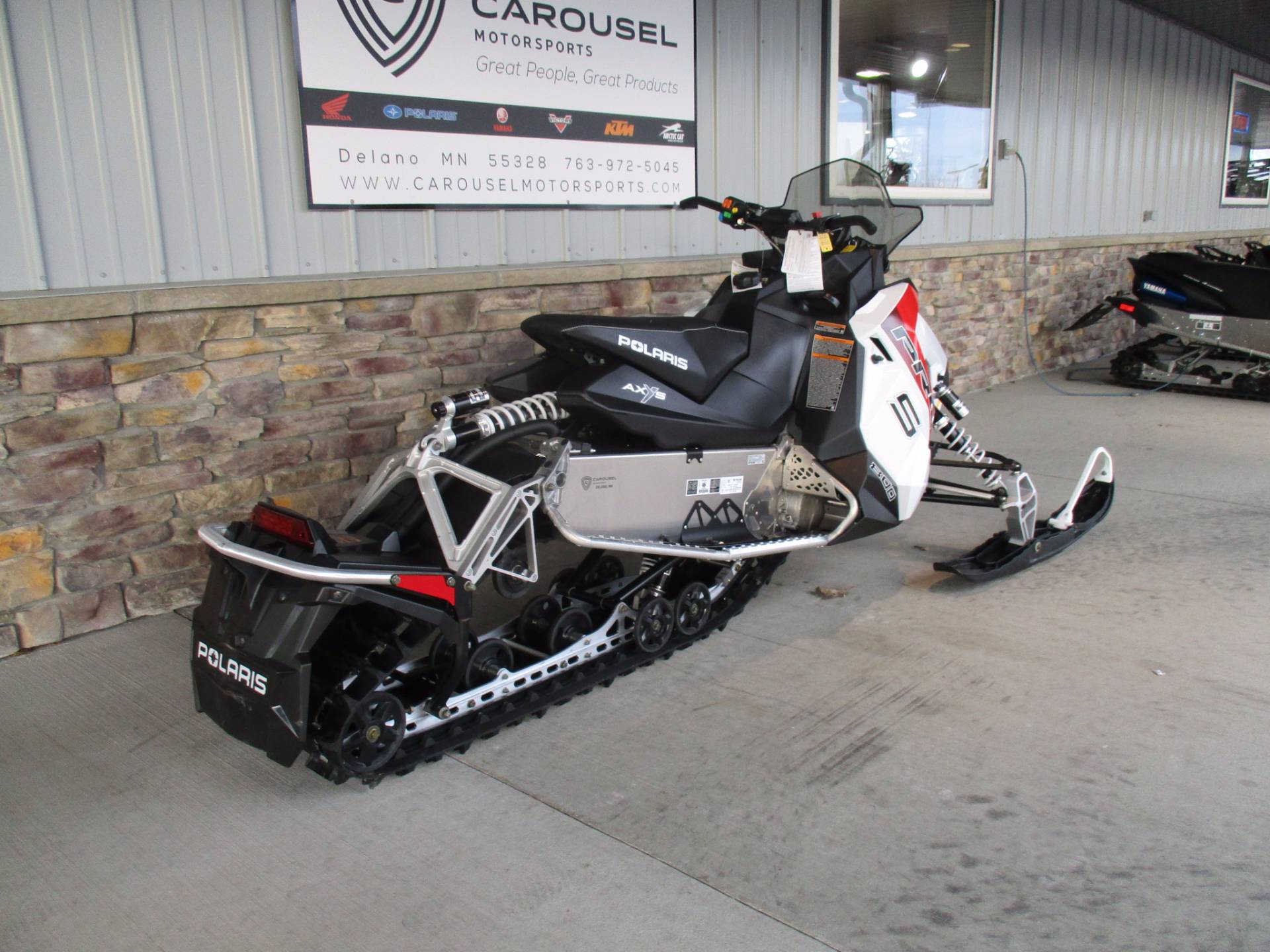 2017 Polaris 800 Switchback PRO-S in Delano, Minnesota