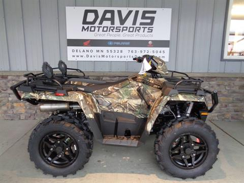 2019 Polaris Sportsman 570 SP Hunter Edition in Delano, Minnesota
