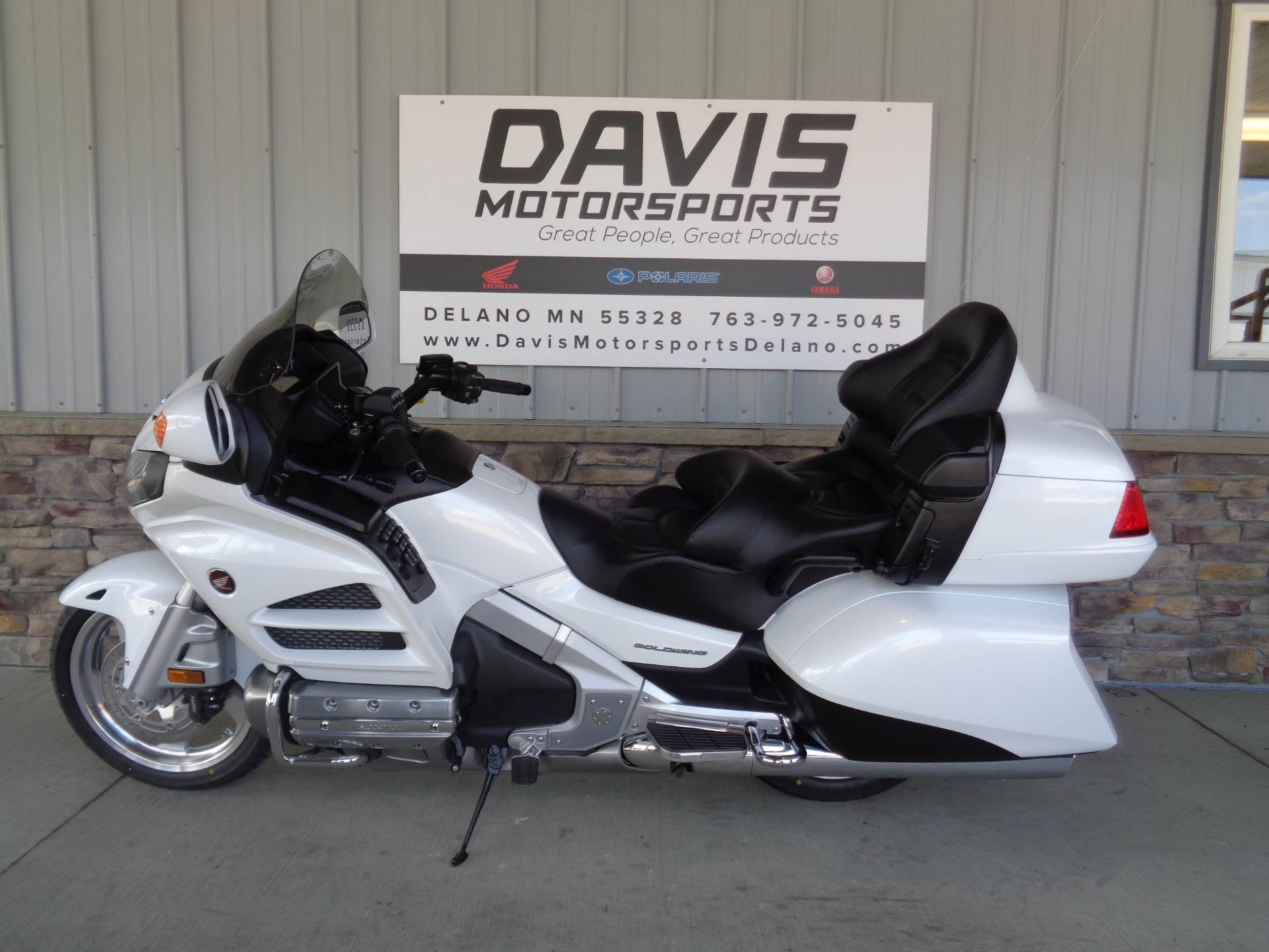 2017 Honda Gold Wing Audio Comfort Navi XM in Delano, Minnesota