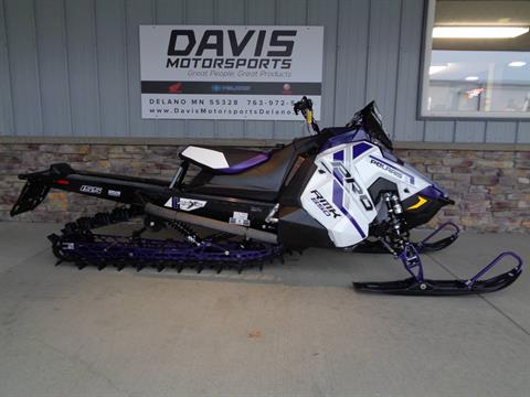 2021 Polaris 850 PRO RMK 155 2.6 in. Factory Choice in Delano, Minnesota - Photo 1