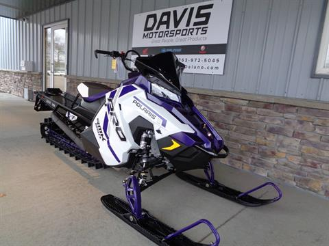 2021 Polaris 850 PRO RMK 155 2.6 in. Factory Choice in Delano, Minnesota - Photo 3